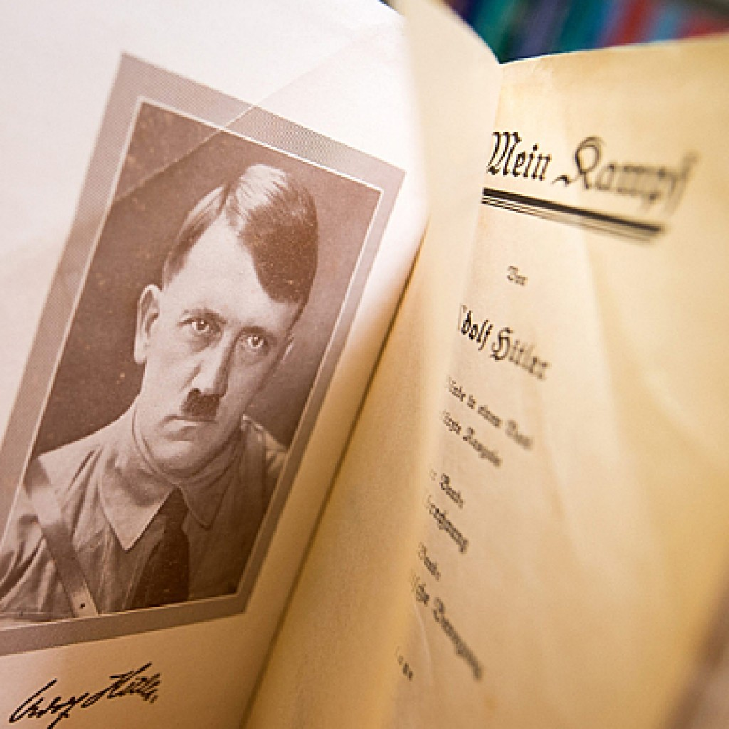 Commented edition of Nazi leader Hitler's book released