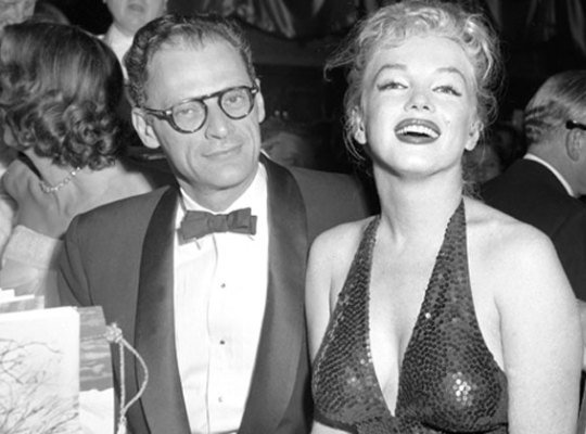 Marilyn-Monroe-Arthur-Miller-Blames-Government-Probe-For-Miscarriage-pp